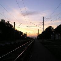 Железная дорога (Railway), Береза Картуска