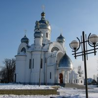 Свято-Михайловский Храм (Church of Saint Mikhail), Береза Картуска