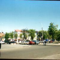 Center of Brest