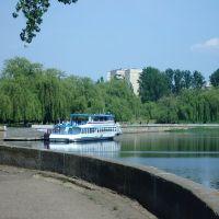 Брест. Река Мухавец / Brest. Mukhavets river, Брест