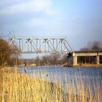 Чыгуначны мост, Брест