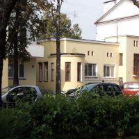 Дом в стиле конструктивизма, Брест
