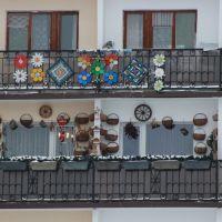 Вясёлыя балкончыкі:), Брест