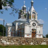 Свято-Крестовоздвиженская церковь, Высокое