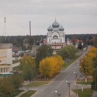 Ганцевичи, улица Строителей, Ганцевичи