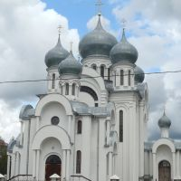 Church / Gantjevitsji / Belarus, Ганцевичи