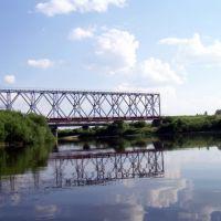 мост возле городищ, Городище