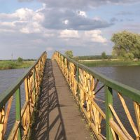 Мост, Городище