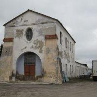 David-Gorodok. Former Polish Border Guard Batallion HQ (1918-1931) - http://orda.of.by/.add/gallery.php?dest=david-goro/koshary/sf, Давид-Городок