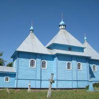Церковь Святого Георгия, Давид-Городок