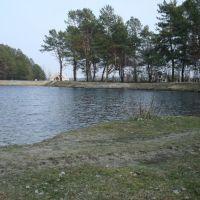 Озеру пол года 20.03.2007, Домачево