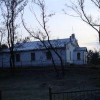 Костел вечером 10.12.2008г., Домачево