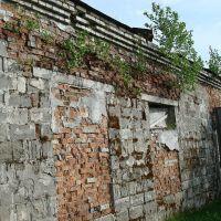 Заброшенное здание в РСУ (не существует с 2011) 15.05.2007, Домачево