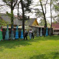 Визит потомков бужских голендров 29.04.2011, Домачево