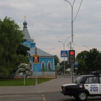 Церковь по ул. ленина, Дрогичин