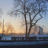 Smoky Morning / Дымное утро, Дрогичин