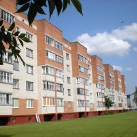 Квартирный дом - Apartment building www.speakrussiannow.com, Жабинка