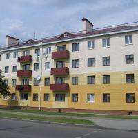 Квартирный дом - Apartment house www.speakrussiannow.com, Жабинка