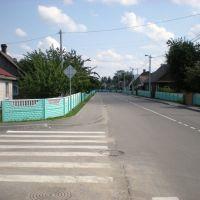ул. Ленина - Lenin street www.speakrussiannow.com, Жабинка
