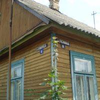 Дом з падвойным адрасам, Жабинка