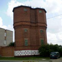 Старая воданапорная вежа, Жабинка