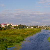 2011-08-23, Ивацевичи, р.Гривда, Ивацевичи