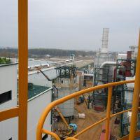 New PB Plant under construction, Ивацевичи