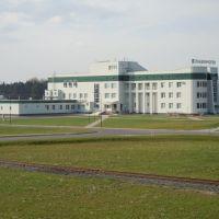 Administration Building New PB Plant, Ивацевичи
