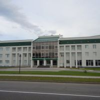 Administration Building New PB Plant, Ивацевичи