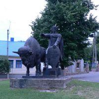 Памятник Олексе основателю города Каменец, Каменец