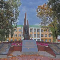 памяти погибшим ВОВ 1941г., Каменец