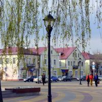 Улица Ленина, Кобрин