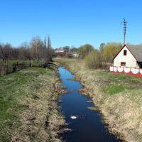 Канал Кобрынскі, Кобрин