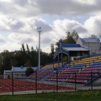 Kobrin, town stadium, Кобрин