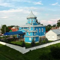 Church of St. Nicholas/Церковь Свято-Никольская, Кобрин