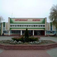 Аўтавакзал Кобрын, Кобрин