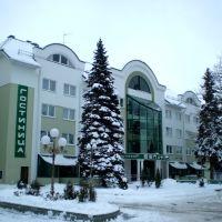 Гасціница «Беларусь», Кобрин