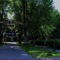 парк имени А,В Суворова, Кобрин