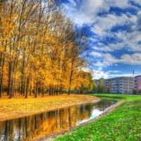Парк Суворова, Кобрин