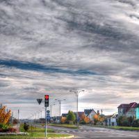 Traffic light, Кобрин