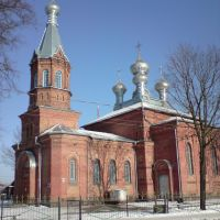 Церковь, Лунинец