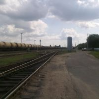 Luninets.RailWays, Summer 2010, Лунинец