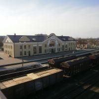 Вокзал, Лунинец