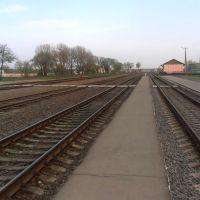 Агульны выгляд станцыі, Малорита