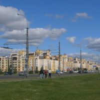 New Houses or Flats in the City of Brest (1), Минск