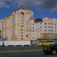 New Houses in the City of Brest (5), Минск