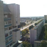 Восток. Вид с 20 этажа, Минск