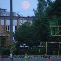 Поўня, Минск