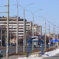Праспекты, Минск