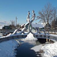 Исток Мухавца : Муха+Вец, Пружаны
